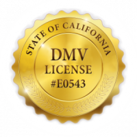 Traffic School 4 Busy People DMV License E0543