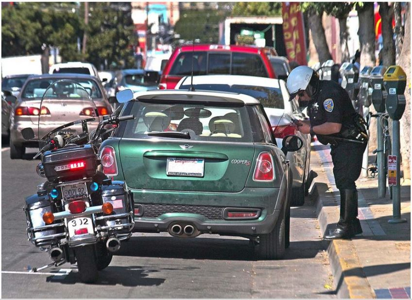San Francisco traffic citations see big jump