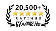 Over 20,00 Five Star Reviews
